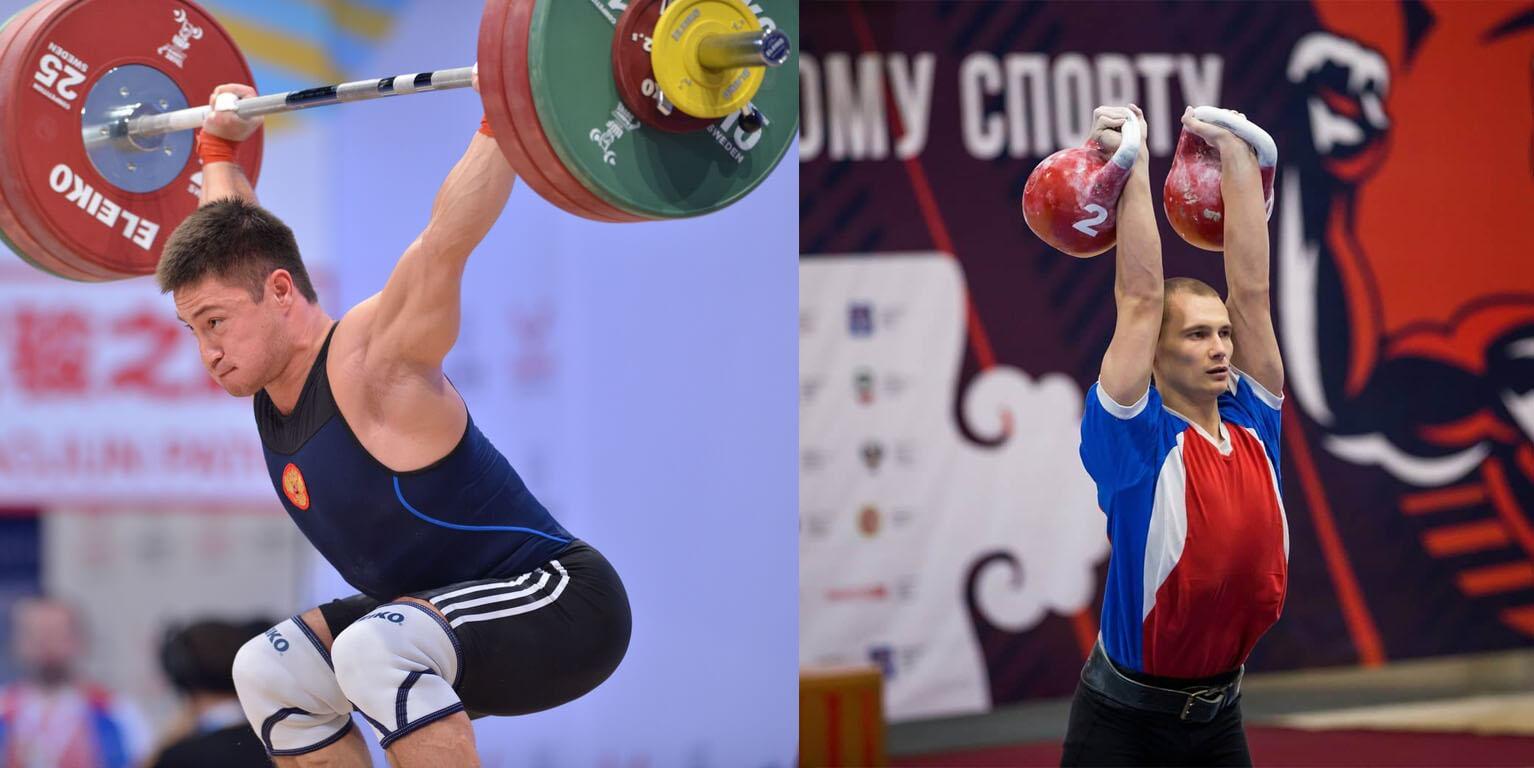 Позиция оверхед в тяжелой атлетике и гиревом спорте