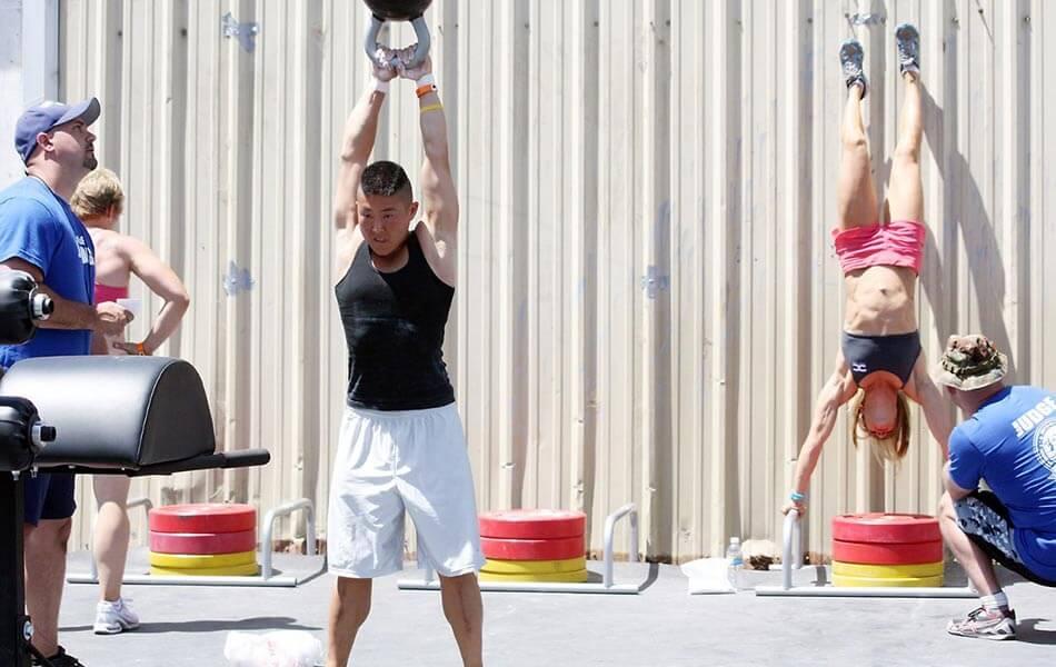 Кроссфит и гиревой спорт
