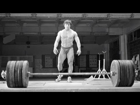 Олимпийский чемпион Монреаля (1976г) по тяжелой атлетике Давид Адамович Ригерт